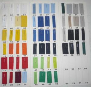 vezice boja