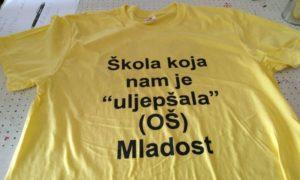 Majice za Osmaše